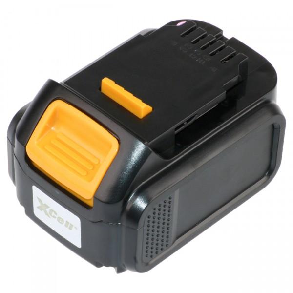 XCell Lithium Werkzeug-Akku für Dewalt - 14,4V 3000mAh / Li-Ion - 14,4 Volt PREMIUM Werkzeugakku