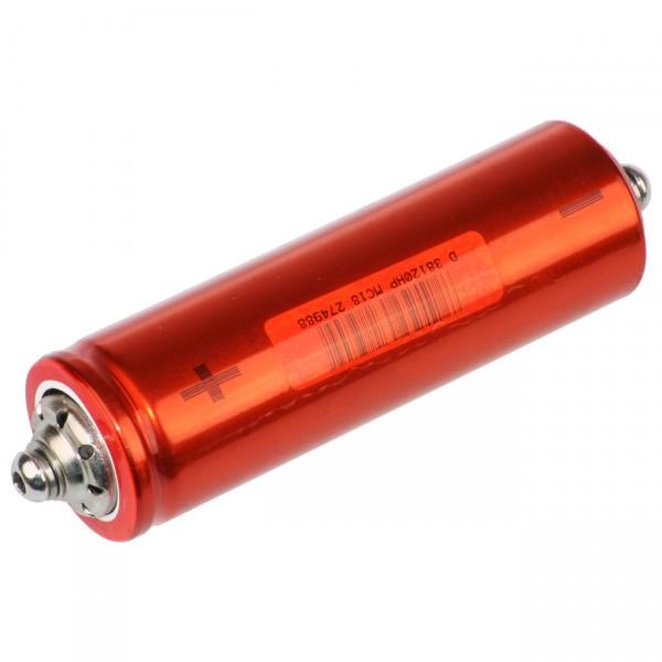 HEADWAY Akku - 38120HP - 3,2V / 8Ah / LiFePo4 - 3,2 Volt Lithium Zelle mit M6 Anschluss