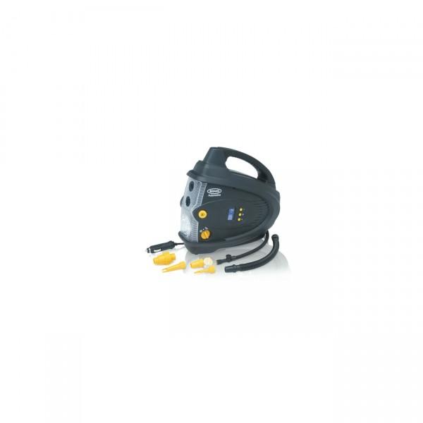 Ring Automotive 12V Luftkompressor digital + Absaugfunktion Luftpumpe