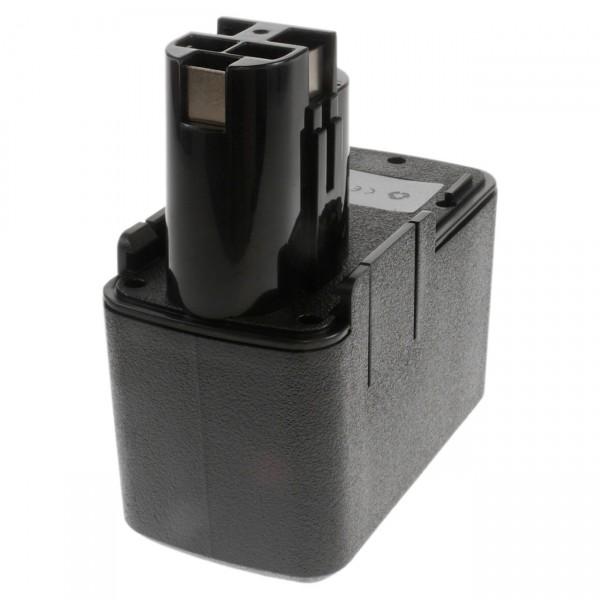 XCell Ersatzakku für Bosch 2607335032, 2607335033 7,2V / 2000mAh