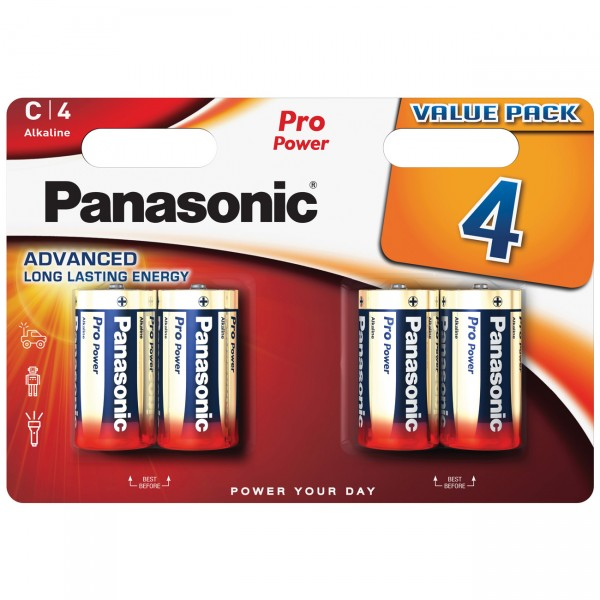 Panasonic Pro Power Baby LR14PPG/4BW