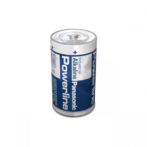 6x 4er Pack Panasonic LR14 Powerline Baby C Batterie - 1,5V / 2000mAh / AlMn - 1,5 Volt Batterien