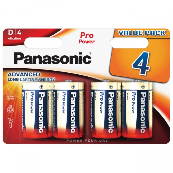 Panasonic Pro Power Mono LR20PPG/4BW