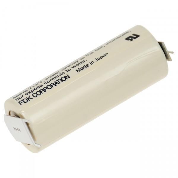 FDK Lithium Batterie - CR 17450SE-FT - 3V / 2500mAh / Lithium - 3 Volt