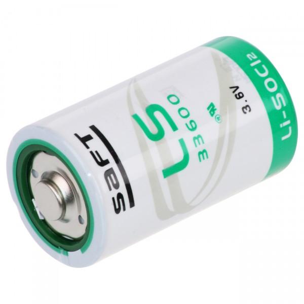 Saft LS33600 D Mono Lithium Batterie - 3,6V / 17000mAh - Industriezelle
