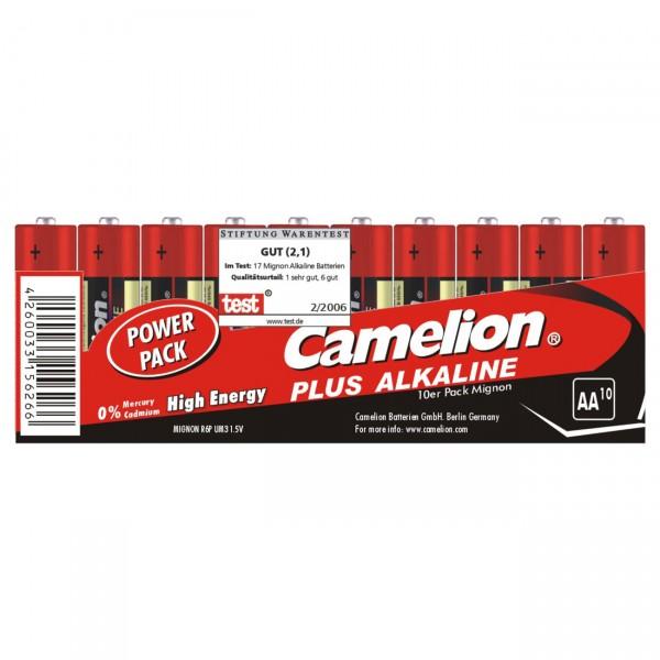 Camelion LR03 Plus Alkaline Micro Batterie 10er Folie