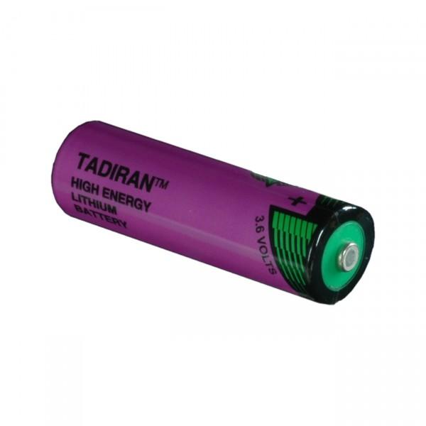 Tadiran Lithium Batterie SL 760/S AA - 3,6V / 2200mAh - LiSOCI2 Industriebatterie