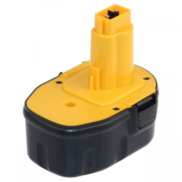 XCell Werkzeug -Akku für Dewalt DW9094 / DW9091 - 14,4V / 2000mAh / NIMH -14,4 Volt PREMIUM Akku