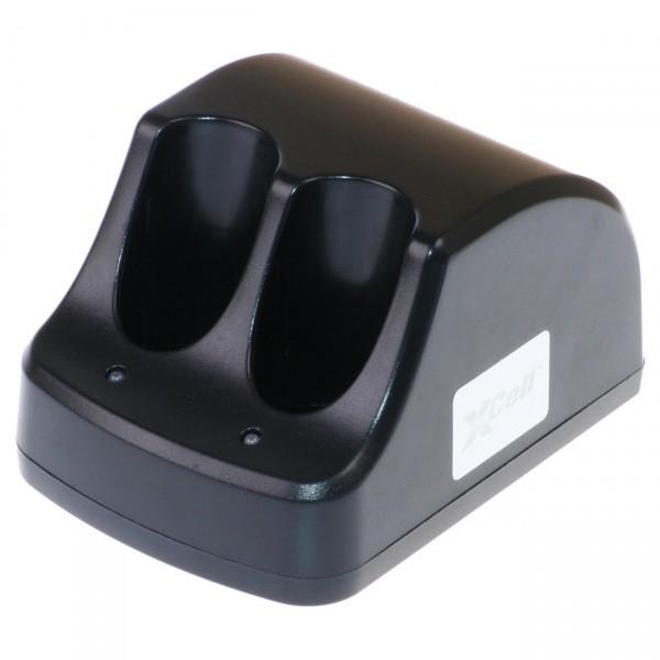 XCell Ladegerät für Black&Decker VP-100 - NICD / NIMH Werkzeugakkus - Universal 1,5A Akkulader