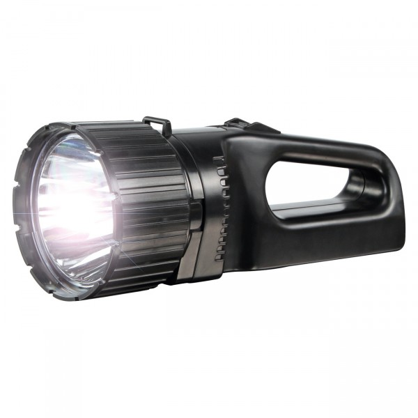 Ansmann Future - HS1000FR- Profi LED Handscheinwerfer inkl. Ladestation & Halterung