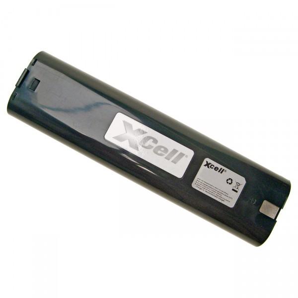 XCell Werkzeug - Akku für Makita Ni-MH 9,6V / 3000mAh - 9,6 Volt - PREMIUM Werkzeugakku