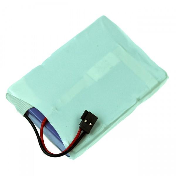 Telefonakku 3,6V / 600mAh / Ni-MH - Siemens Gigaset Micro3000 / 3010 - B38015 / VT325 Sinus45M