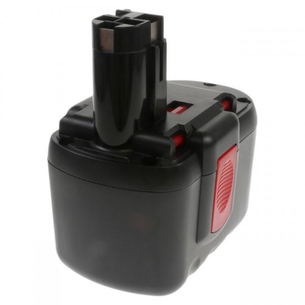 XCell Werkzeug Akku für Bosch 2607335279 2607335280 - 24V / 2000mAh / NIMH - 24 Volt PREMIUM Akku
