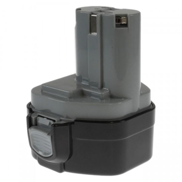 XCell Werkzeugakku für Makita ML 120 Ni-Mh - 12V / 2000mAh - 12 Volt - PREMIUM Werkzeugakku