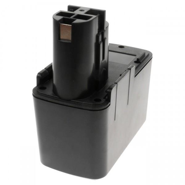 XCell Ersatzakku für Bosch 2607335071, 2607335244