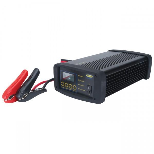 Ring SmartChargePro50 - RSCPR50 - Ladegerät für 12 Volt - 2 / 6 / 12 / 25 / 50A - Pb / Hel / AGM / N