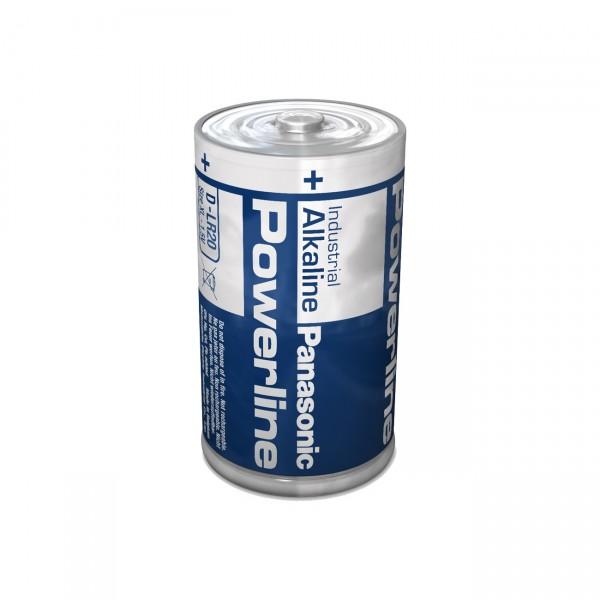 Panasonic LR20 Powerline Mono Batterie Bulk