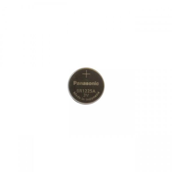 Panasonic Lithium Knopfzelle Batterie - BR1225A/BN - 3V / 48mAh / Li/CFn - 3 Volt Akku