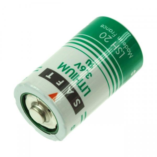 Saft LSH20 Mono D Lithium Batterie - 3,6V / 13000mAh - LiSOCI2