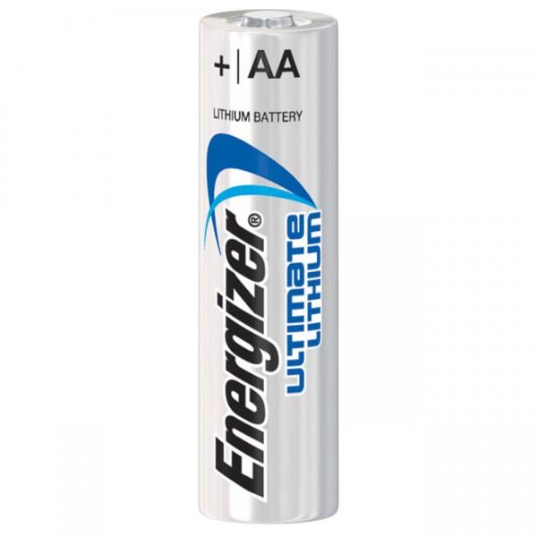 10er Karton Energizer Ultimate Lihtium Mignon AA Batterie