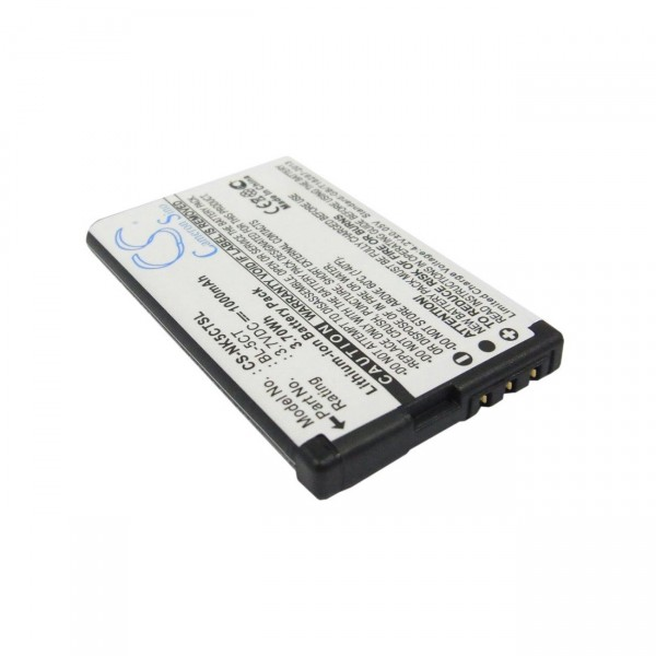 Handyakku Li-Ion 3,7V / 1000mAh 303108 BL-5CT