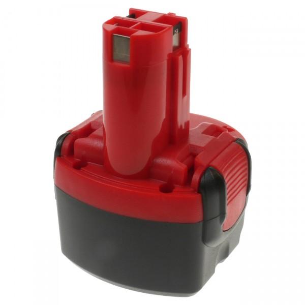 XCell Werkzeug Akku für Bosch - 9,6V / 2000mAh - 2607335272 / 2607335373 - 9,6 Volt PREMIUM Akku