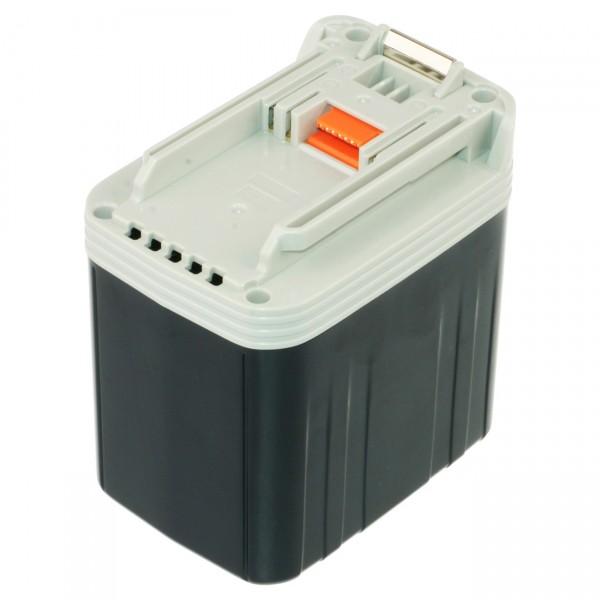 XCell Werkzeugakku für Makita Makstar BH2430 BH2433 - 24V / 3000mAh / NIMH - 24 Volt PREMIUM Akku