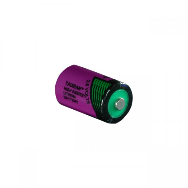 Tadiran 1/2AA - Zelle Lithium Batterie - SL 350/S - 3,6V / 1200mAh / LiSOCI2 - 3,6 Volt