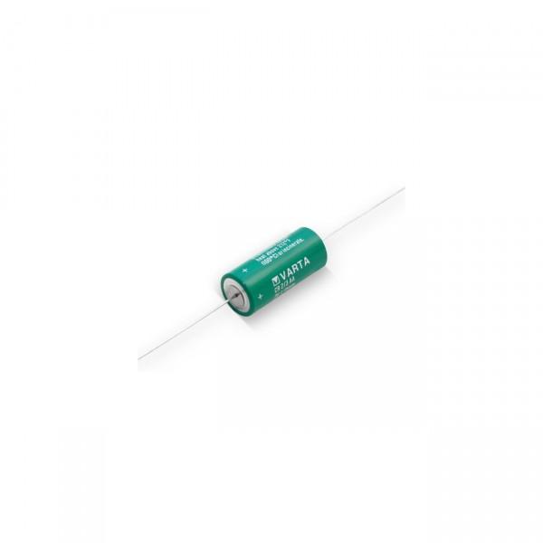 Varta Lithium 3V Batterie CR2/3AA-CD Axialdraht VKB 6237 501 301