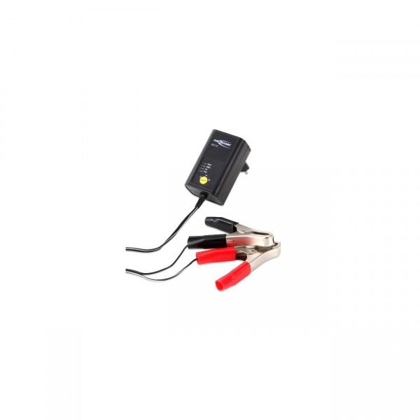 Ansmann ALCS2-12/0.4 Stecker Ladegerät für Blei-Akkus Bleivlies Bleigel- und Bleisäure-Akkus