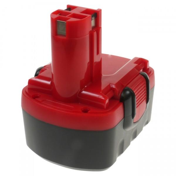 XCell Werkzeugakku für Bosch - 14,4V / 2000mAh / NIMH - 2607335263 / 2607335264 14,4 Volt Akku