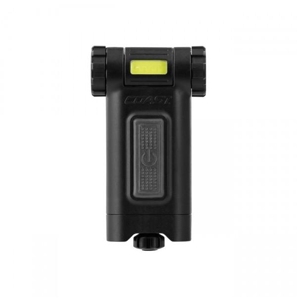 Coast LED Taschenlampe HX3 - Dual Color UV Lampe / Outdoorlampe / Outdoorleuchte inkl. Batterien