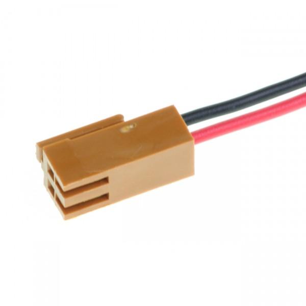 JAE-Stecker IL-2S-S3L (N) inkl. 150mm AWG24 Kabel L9540