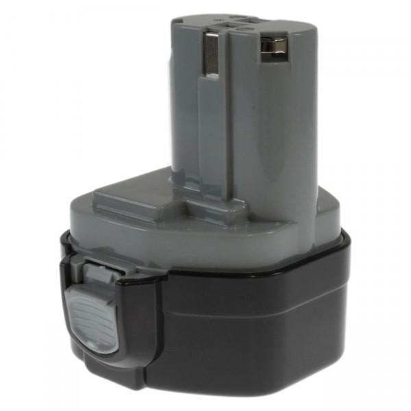 XCell Werkzeugakku für Makita - 12V / 3000mAh / NiMH - Akku für Makita 12V 1234 1235