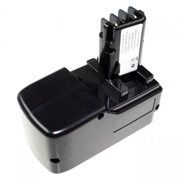 XCell Ersatzakku für Metabo 631739 - 18V / 3000mAh / NIMH - Werkzeug Akku