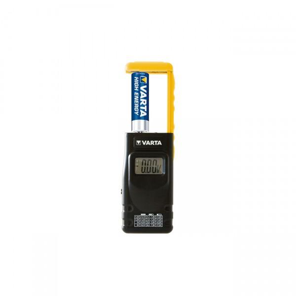 Varta LCD Digital Battery Tester 891 - Batterietester mit 2x Knopfzellen LR44