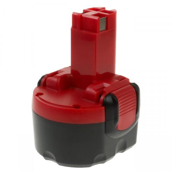 XCell Werkzeugakku für Bosch - 2607335272 - 9,6V / 3000mAh NIMH O-Pack - 9,6 Volt PREMIUM Akku