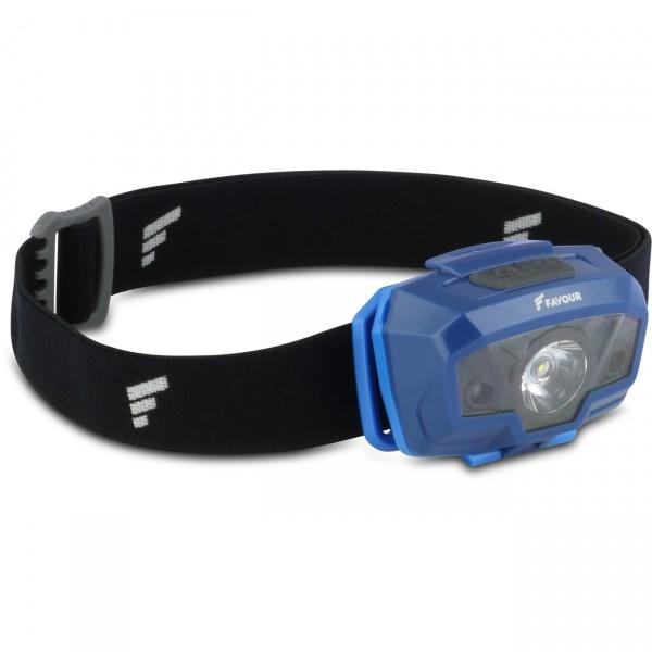 Favour Sensorlite H1632 Stirnlampe inkl. 3x AAA