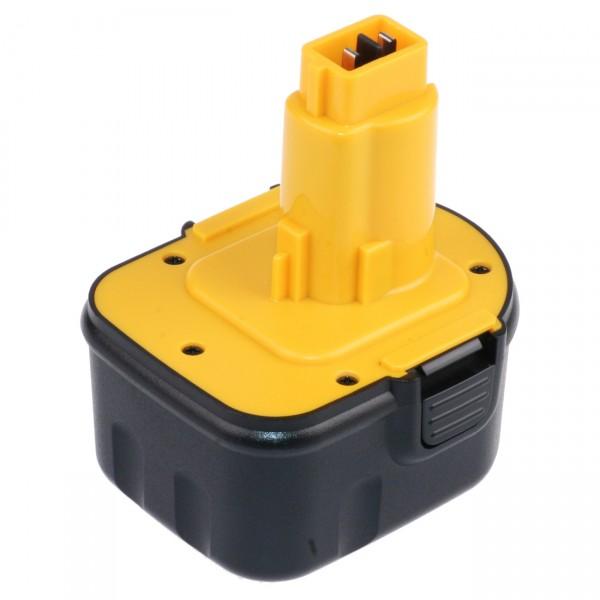 XCell Werkzeugakku für Dewalt Ni-MH - 12V / 3000mAh - Hochleistungs- Akku / Ersatzakku