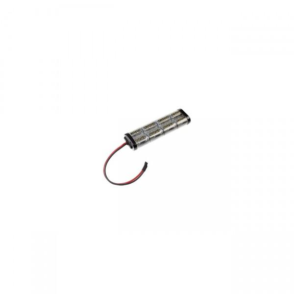 XCell RC-Pack 9,6V / 1600mAh - L2x4 Zelle 2/3A 1600