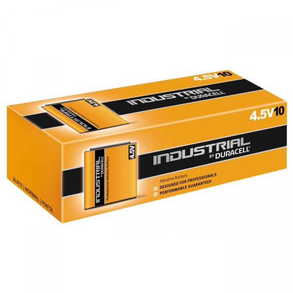 Duracell Industrial MN1203 Flachbatterie Original 10er Karton