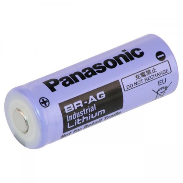 Panasonic Lithium Batterie - BR-AG - 3V / 2200mAh - 3 Volt Lithium A Industrie Batterien
