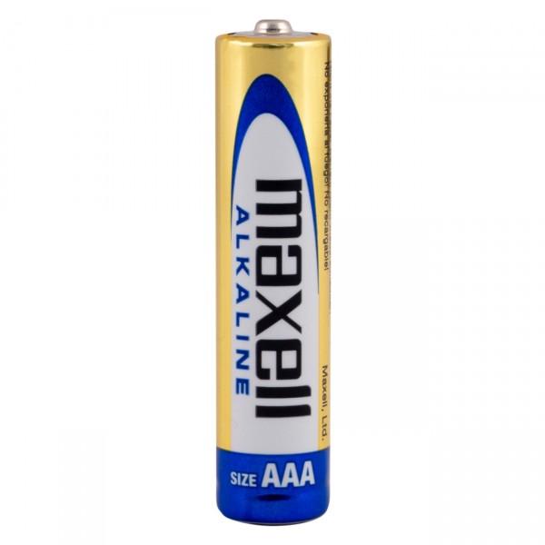 Maxell LR03 Alkaline Micro 4er Folie