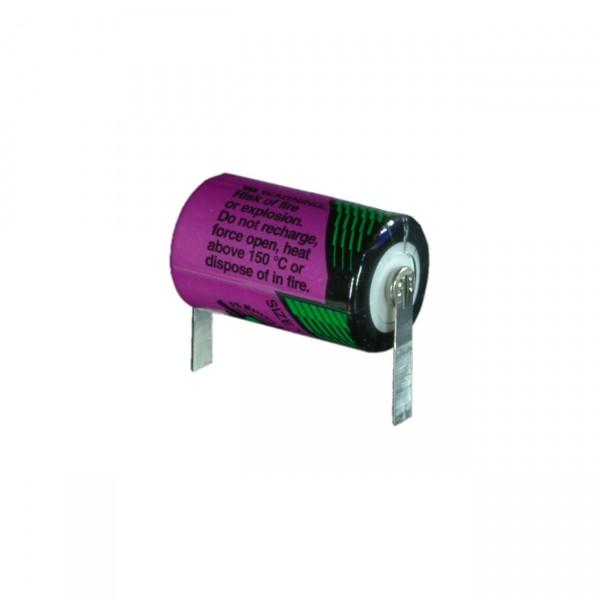Tadiran Lithium 1/2AA-Zelle Batterie - SL 550/T - 3,6V / 900mAh / Hochtemperatur Batterien