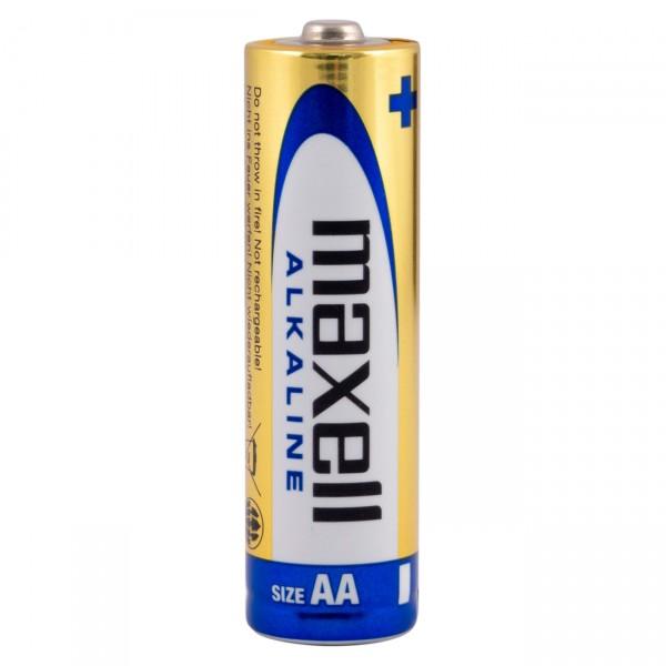 Maxell LR6 Alkaline Mignon 4er Blister