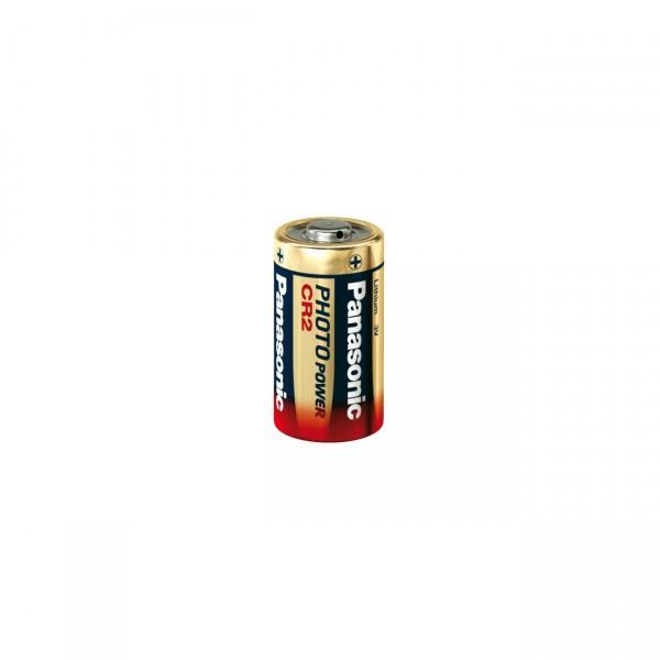 Panasonic CR2L - 3V / 750mAh - Lithium Power - Photobatterie für Digitalkamera