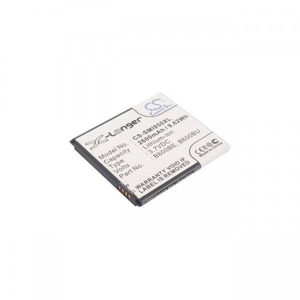 Handyakku f. Samsung Galaxy SIV / S4 B600BC / B600BE