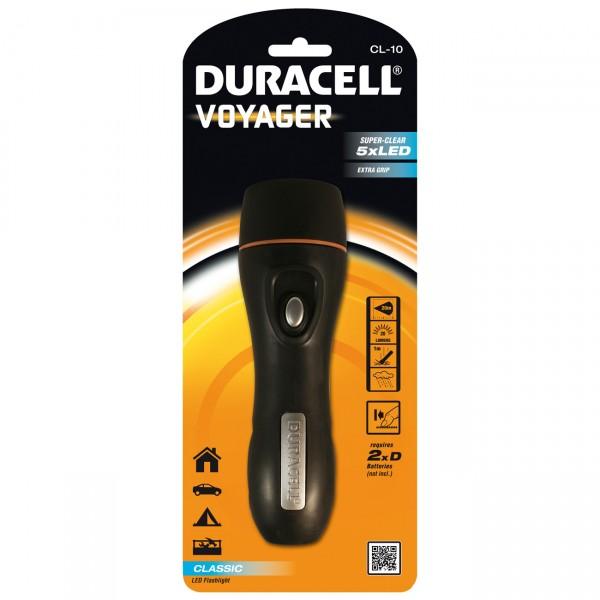 Duracell Taschenlampe Voyager CL-10