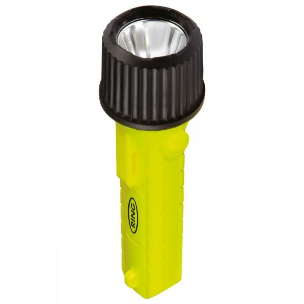 Ring - RT5185 - ATEX Taschenlampe - Lampe inkl. 4x AA Mignon Batterien
