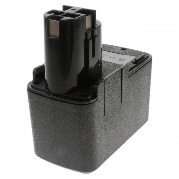 XCell Werkzeugakku für Bosch 2607335072 2607335152 - 9,6V / 2000mAh / NIMH 9,6 Volt PREMIUM Akku